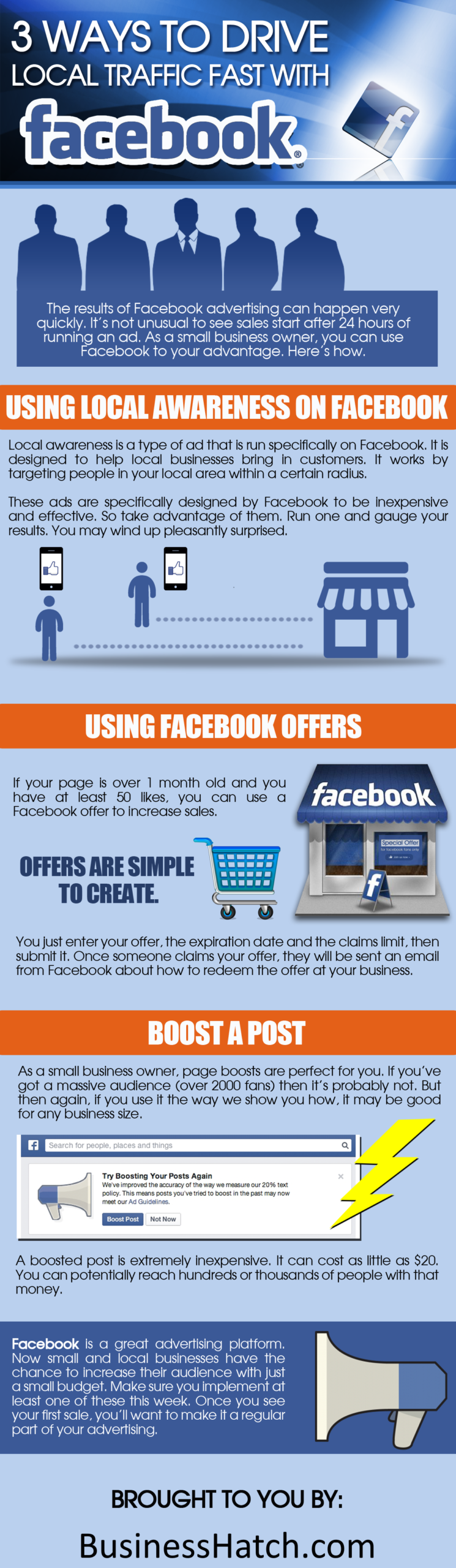 3 Ways to Drive Traffic with Facebook